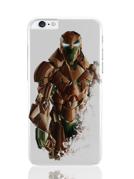 iPhone 6 Plus / 6S Plus Covers & Cases | Iron Man A Name Of Excellence, Depth & Focus iPhone 6 Plus / 6S Plus Covers and Cases Online India