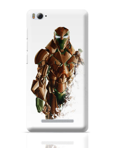 Xiaomi Mi 4i Covers | Iron Man A Name of Excellence, Depth & Focus Xiaomi Mi 4i Cover Online India