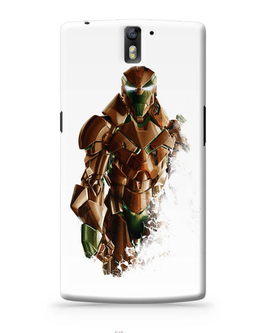 OnePlus One Covers | Iron Man A Name of Excellence, Depth & Focus OnePlus One Cover Online India