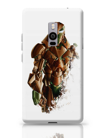 OnePlus Two Covers | Iron Man A Name of Excellence, Depth & Focus OnePlus Two Cover Online India