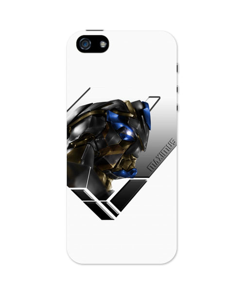 iPhone 5 / 5S Cases & Covers | Maximus He is the Big Brother of Optimus Prime iPhone 5 / 5S Case Online India