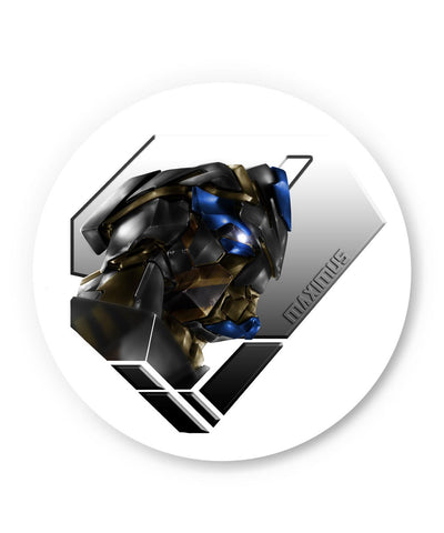 PosterGuy | Maximus He is the Big Brother of Optimus Prime Fridge Magnet Online India by Golden Rider