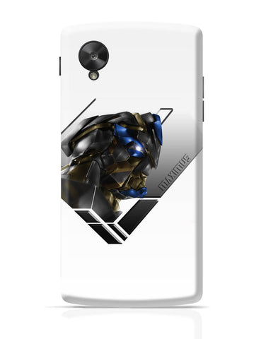 Google Nexus 5 Covers | Maximus He is the Big Brother of Optimus Prime Google Nexus 5 Cover Online India