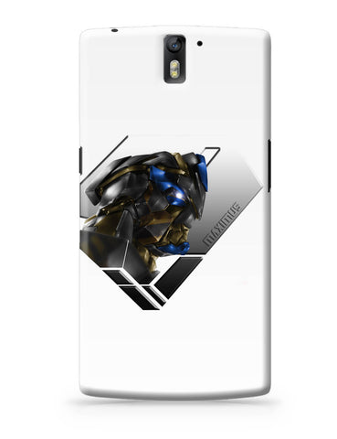 OnePlus One Covers | Maximus He is the Big Brother of Optimus Prime OnePlus One Cover Online India