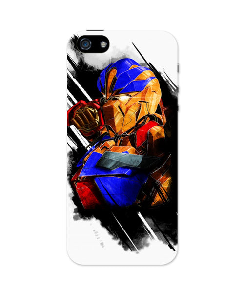 iPhone 5 / 5S Cases & Covers | Optimus Prime | More Than Quantum Physics iPhone 5 / 5S Case Online India