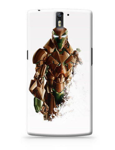 OnePlus One Covers | Iron Man Series Inspired Fan Art OnePlus One Cover Online India