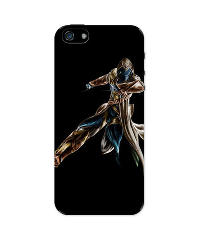 iPhone 5 / 5S Cases & Covers | Assassin's Creed Fan Art illustration iPhone 5 / 5S Case Online India