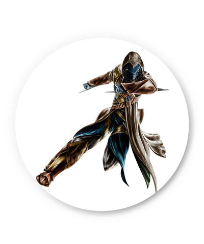 PosterGuy | Assassin's Creed Fan Art illustration Fridge Magnet Online India by Golden Rider
