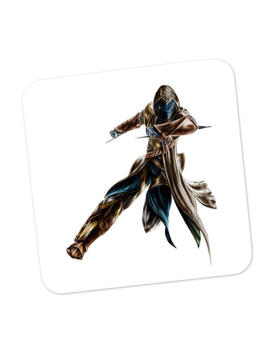 Buy Coasters Online | Assassin's Creed Fan Art illustration Coaster Online India | PosterGuy.in
