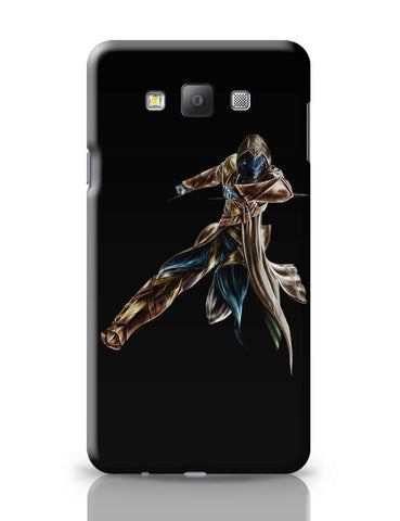 Samsung Galaxy A7 Covers | Assassin's Creed Fan Art illustration Samsung Galaxy A7 Covers Online India