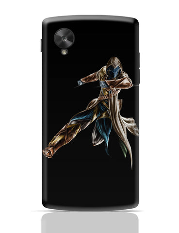Google Nexus 5 Covers | Assassin's Creed Fan Art illustration Google Nexus 5 Cover Online India
