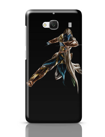 Xiaomi Redmi 2 / Redmi 2 Prime Cover| Assassin's Creed Fan Art illustration Redmi 2 / Redmi 2 Prime Cover Online India