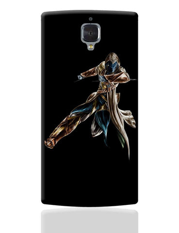 Assassin's Creed Fan Art illustration OnePlus 3 Cover Online India