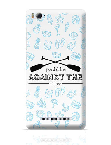 Xiaomi Mi 4i Covers | Paddle Against The Flow Xiaomi Mi 4i Case Cover Online India