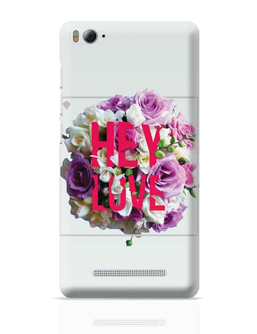 Xiaomi Mi 4i Covers | Hey Love ! Xiaomi Mi 4i Case Cover Online India
