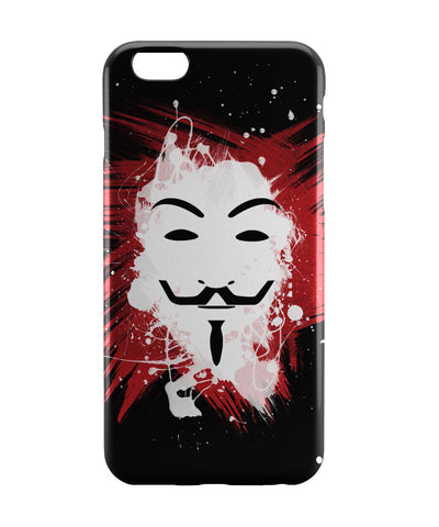 iPhone 6 Case & iPhone 6S Case | V For Vendetta Inspired Anonymous iPhone 6 | iPhone 6S Case Online India | PosterGuy