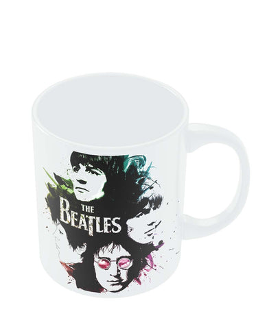 Coffee Mugs Online | The Beatles Pop Art Mug Online India