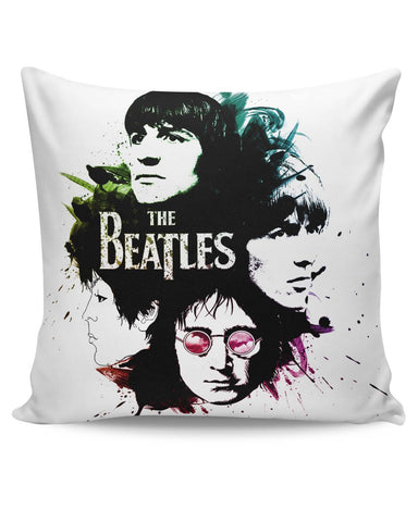 PosterGuy | The Beatles Pop Art Cushion Cover Online India