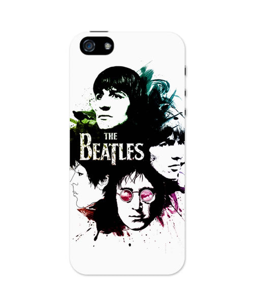 iPhone 5 / 5S Cases & Covers | The Beatles Pop Art iPhone 5 / 5S Case Online India