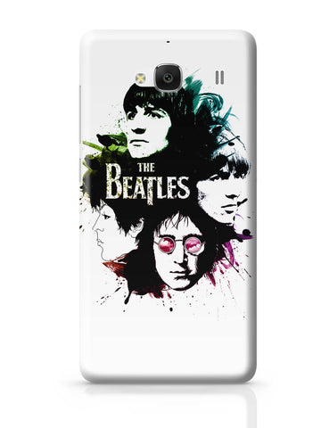 Xiaomi Redmi 2 / Redmi 2 Prime Cover| The Beatles Pop Art Redmi 2 / Redmi 2 Prime Cover Online India