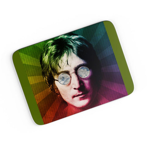 John Lennon Rainbow Pop Art A4 Mousepad Online India