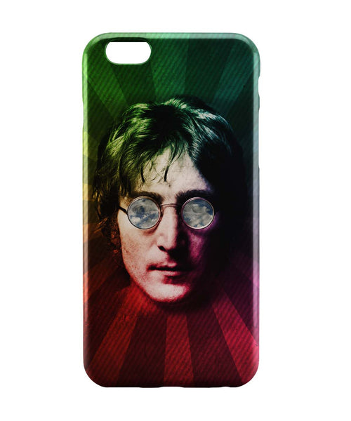 iPhone 6 Case & iPhone 6S Case | John Lennon Rainbow Pop Art iPhone 6 | iPhone 6S Case Online India | PosterGuy