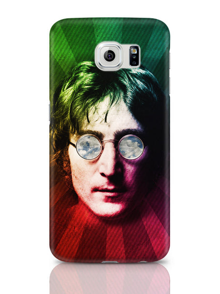 Samsung Galaxy S6 Covers & Cases | John Lennon Rainbow Pop Art Samsung Galaxy S6 Covers & Cases Online India