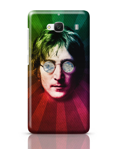 Xiaomi Redmi 2 / Redmi 2 Prime Cover| John Lennon Rainbow Pop Art Redmi 2 / Redmi 2 Prime Cover Online India
