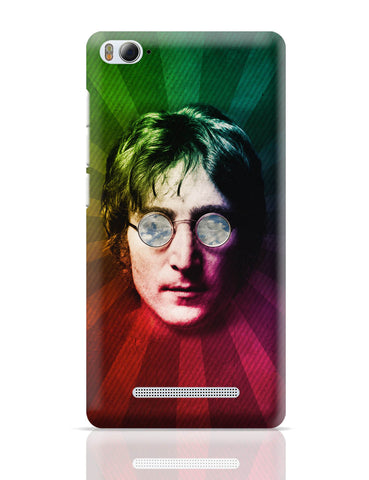 Xiaomi Mi 4i Covers | John Lennon Rainbow Pop Art Xiaomi Mi 4i Cover Online India