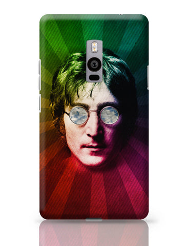 OnePlus Two Covers | John Lennon Rainbow Pop Art OnePlus Two Cover Online India