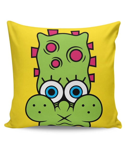 PosterGuy | Quirky Character Design Cushion Cover Online India