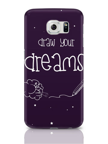Samsung Galaxy S6 Covers & Cases | Draw Your Dreams Illustration Samsung Galaxy S6 Covers & Cases Online India