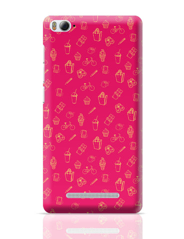 Xiaomi Mi 4i Covers | Cute Quirky Pattern Xiaomi Mi 4i Cover Online India
