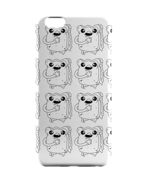 iPhone 6 Cases | Cute Crying Sandwich iPhone 6 Case Online India