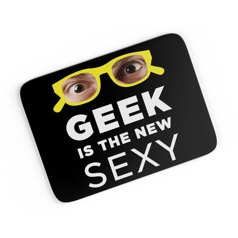 Geek is The New Sexy  A4 Mousepad Online India