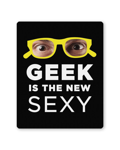 Buy Mousepads Online India | Geek is The New Sexy Mouse Pad Online India