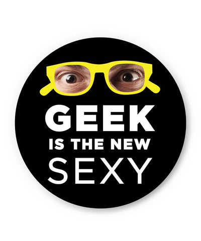 PosterGuy | Geek is The New Sexy Fridge Magnet Online India by Arjun S Gaur
