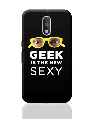 Geek is The New Sexy  Moto G4 Plus Online India