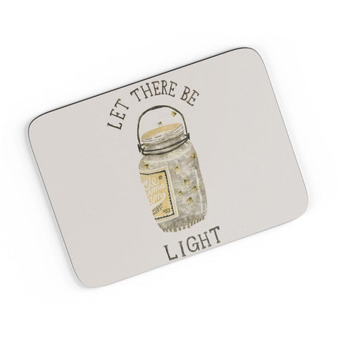 Let There Be Light  A4 Mousepad Online India