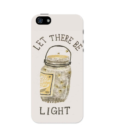 iPhone 5 / 5S Cases & Covers | Let There Be Light iPhone 5 / 5S Case Online India