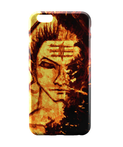 iPhone 6 Case & iPhone 6S Case | Bum Bhole Nath Graphic Illustration iPhone 6 | iPhone 6S Case Online India | PosterGuy