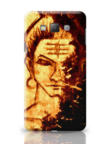 Samsung Galaxy A7 Covers | Bum Bhole Nath Graphic Illustration Samsung Galaxy A7 Covers Online India