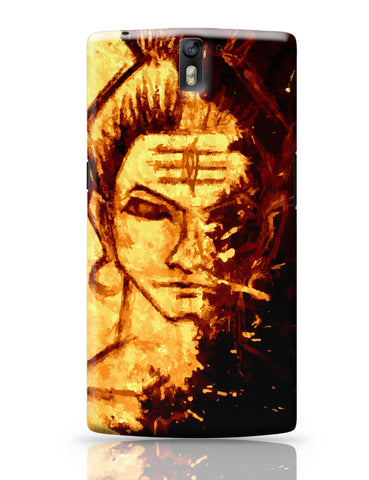 OnePlus One Covers | Bum Bhole Nath Graphic Illustration OnePlus One Cover Online India