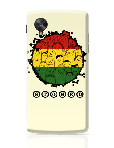 Google Nexus 5 Covers | Stoned Quirky Characters Google Nexus 5 Cover Online India