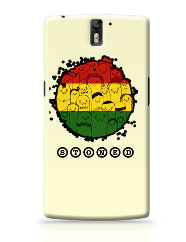 OnePlus One Covers | Stoned Quirky Characters OnePlus One Cover Online India