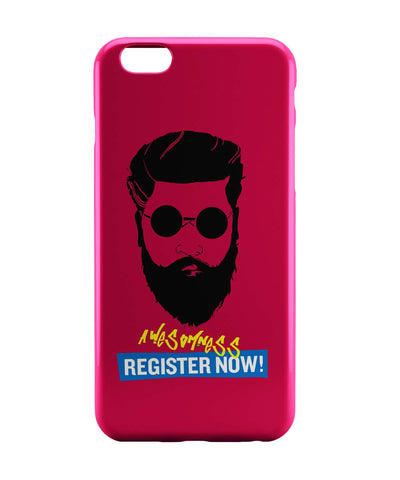 iPhone 6 Case & iPhone 6S Case | Awesomeness | Register Now ! Funny Illustration iPhone 6 | iPhone 6S Case Online India | PosterGuy