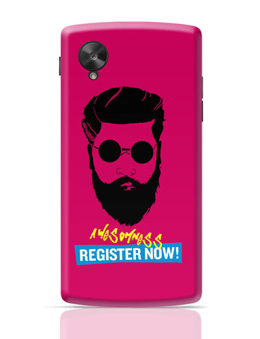 Google Nexus 5 Covers | Awesomeness | Register Now ! Funny Illustration Google Nexus 5 Cover Online India