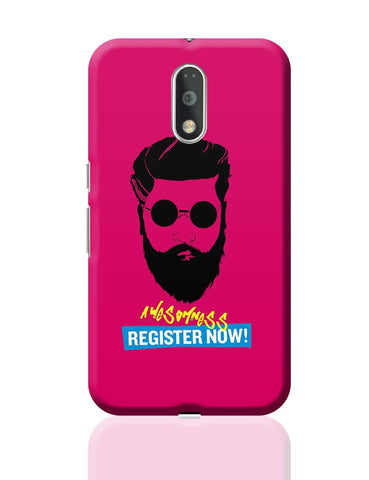 Awesomeness | Register Now ! Funny Illustration Moto G4 Plus Online India