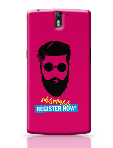 OnePlus One Covers | Awesomeness | Register Now ! Funny Illustration OnePlus One Cover Online India