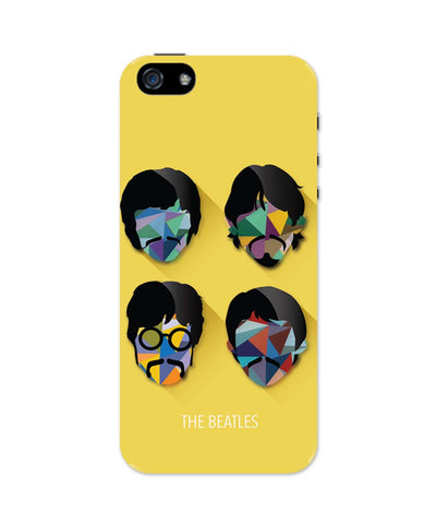 iPhone 5 / 5S Cases & Covers | Beatles Pop Art Design | Fan Art iPhone 5 / 5S Case Online India